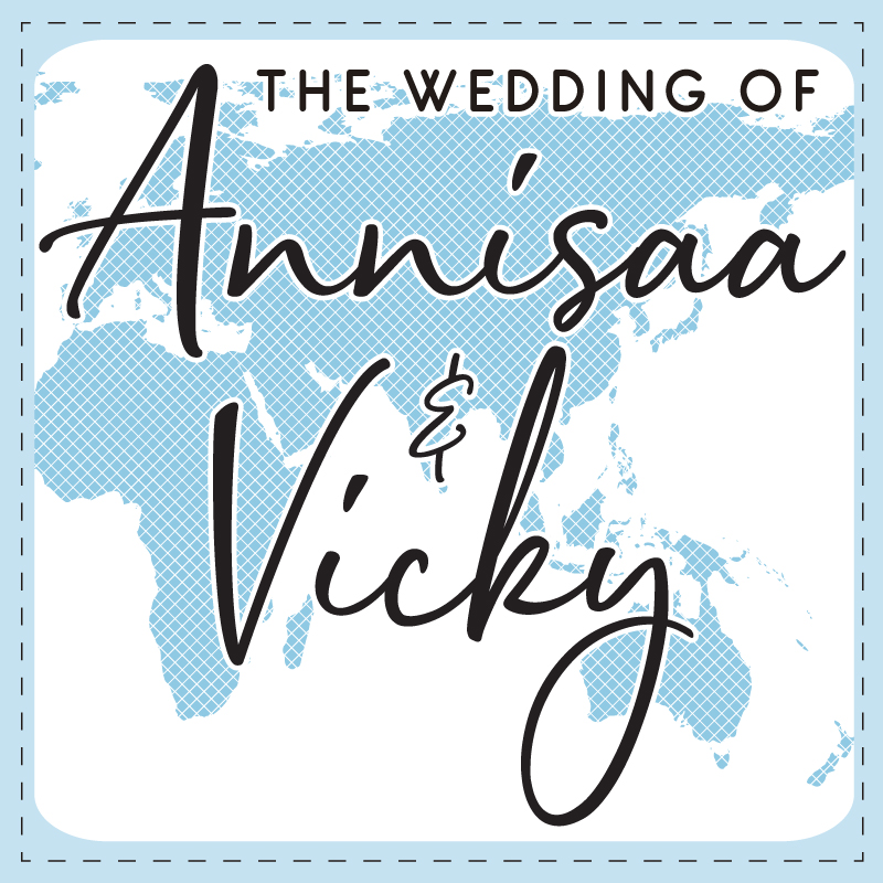 Web Invitation Annisaa & Vicky