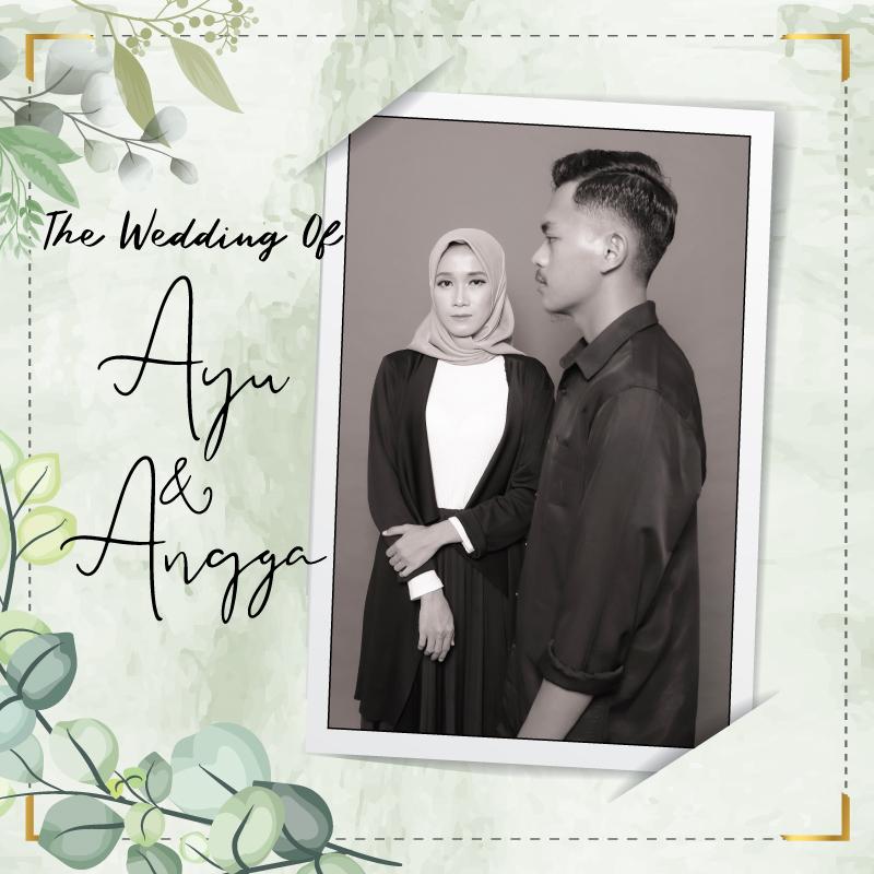 Web Invitation Ayu & Angga