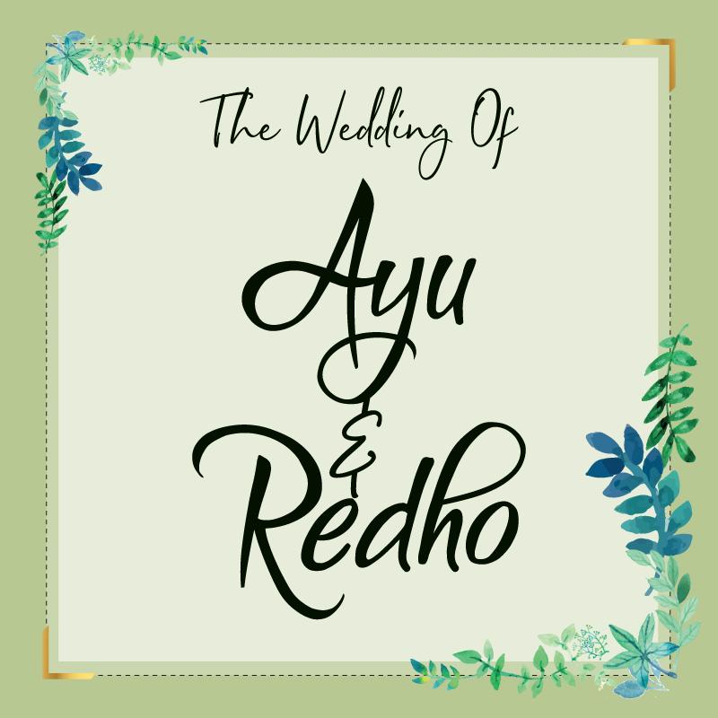 Web Invitation Ayu & Redho