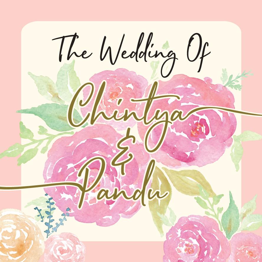 Web Invitation Chintya & Pandu