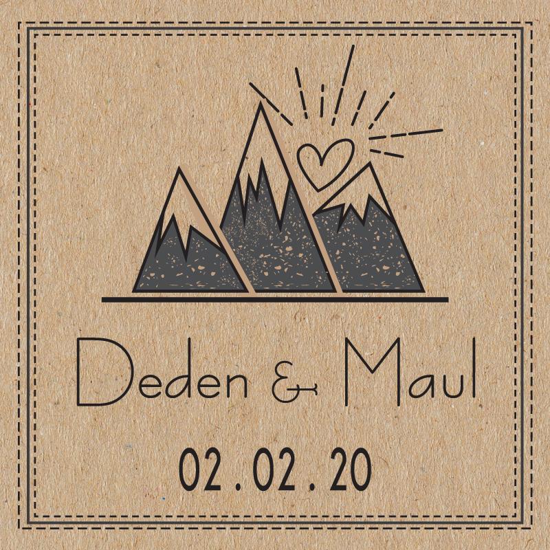 Web Invitation Deden & Maul