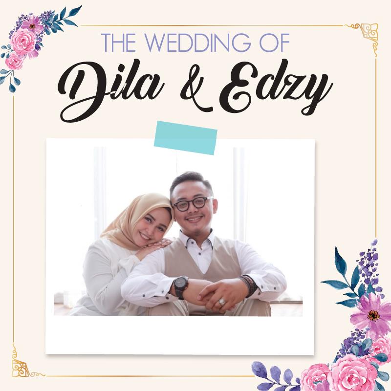 Web Invitation Dila & Edzy