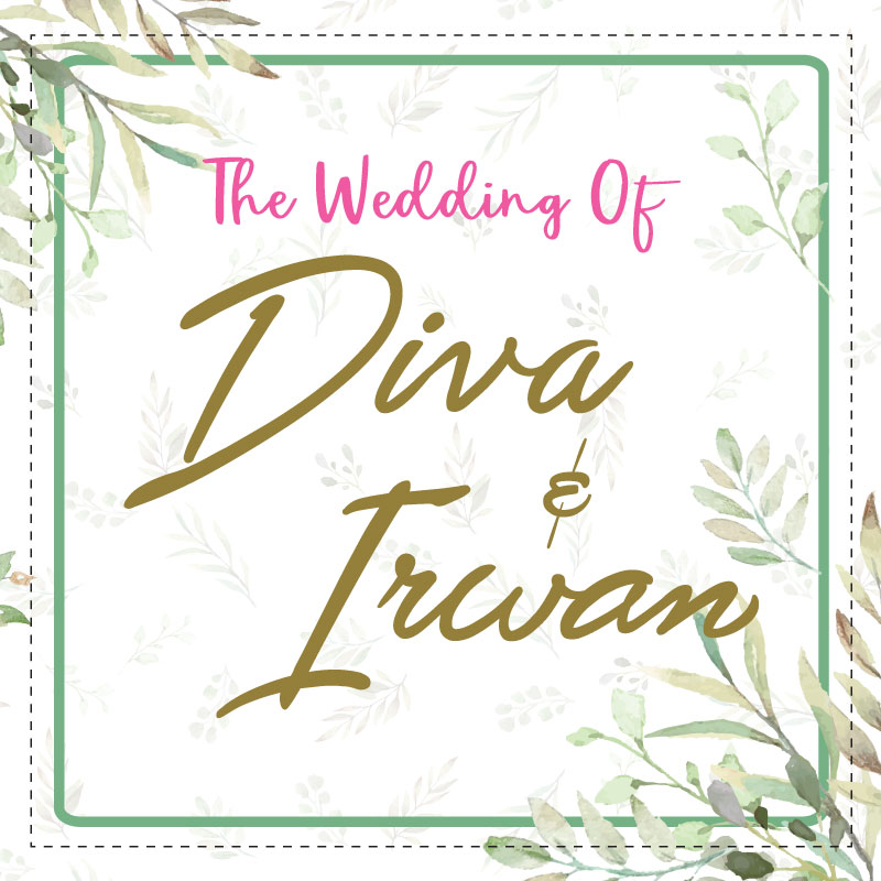 Web Invitation Diva & Irwan