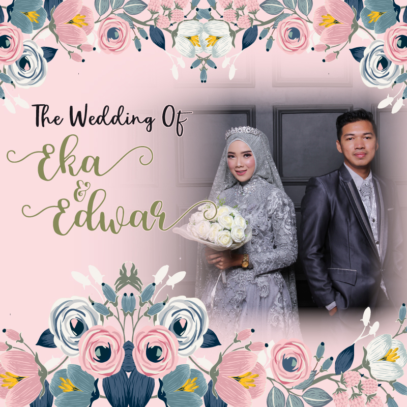 Web Invitation Eka & Edwar