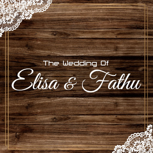 Web Invitation Elisa & Fathu