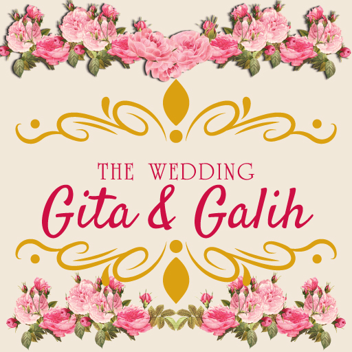 Web Invitation Gita & Galih