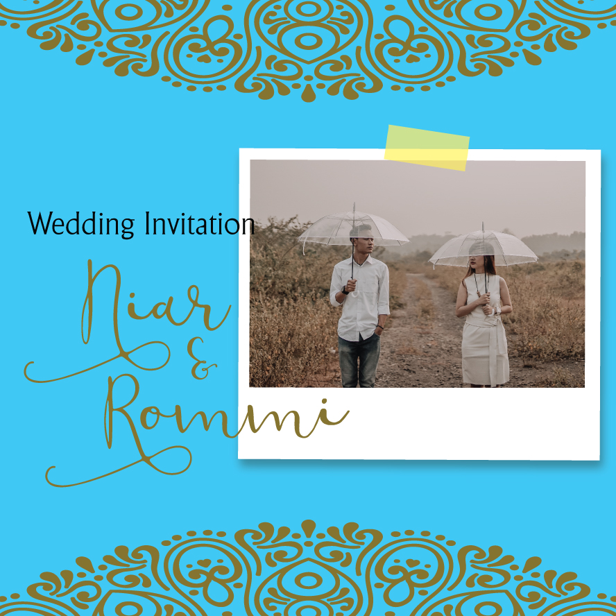 Web Invitation Niar & Rommi