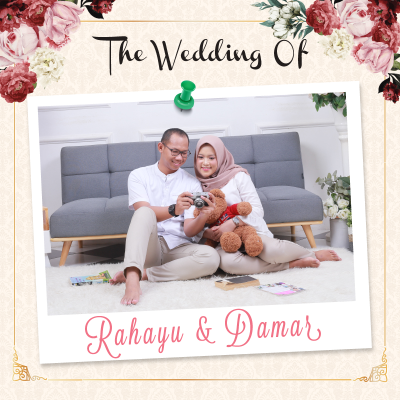 Web Invitation Rahayu & Damar