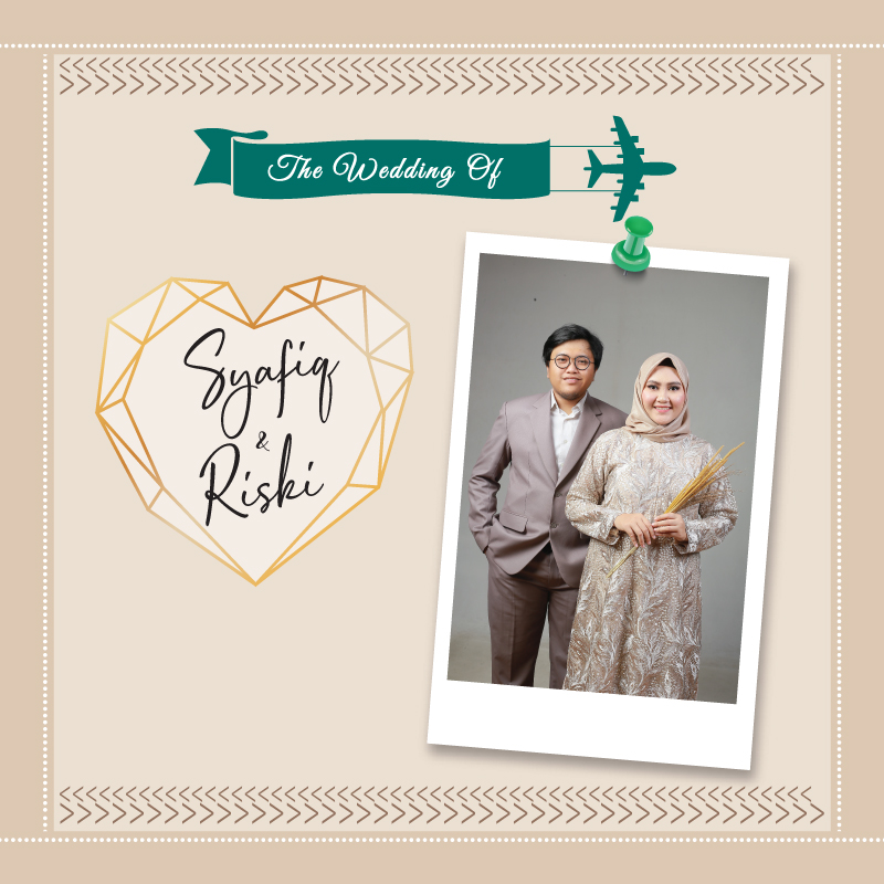 Web Invitation Syafiq & Riski